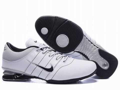 Chaussure Nike Shox Rivalry Noir