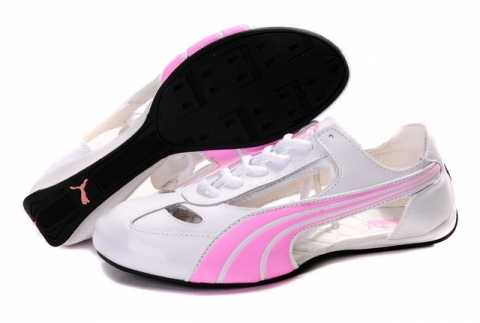 puma chaussure de ville femme