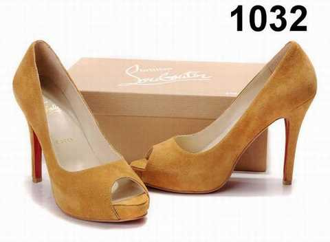 acheter chaussures louboutin pas cher