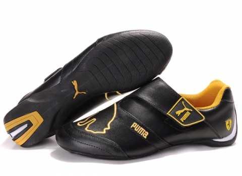 chaussures puma sans lacets