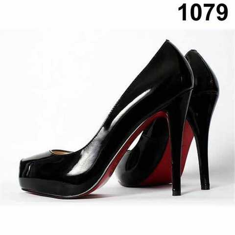prix chaussure louboutin pour femme