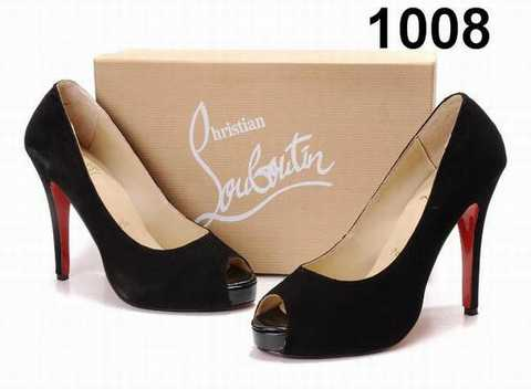 chaussure louboutin pas cher chine