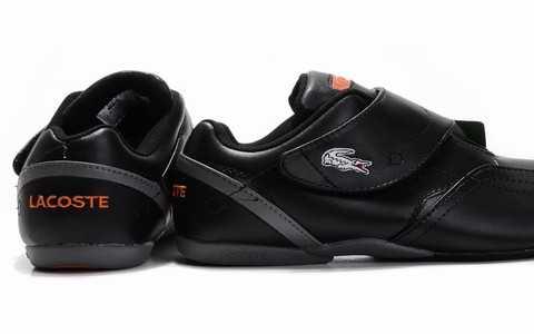 Junior Lacoste chaussure Pas Scratch Cher Homme Basket q8wfPA7T