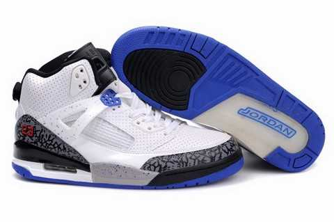 air jordan flight 45 blanc bleu