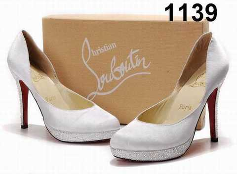 chaussure femme marque louboutin