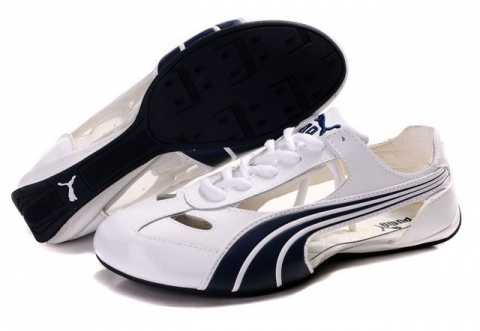puma chaussure taille grand ou petit